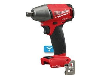 M18 ONEIWP12-0 Fuel ONE-KEY 1/2in Pin Detent Impact Wrench 18V Bare Unit